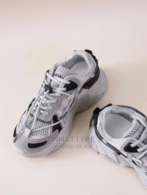 Lace-Up Front Wide Fit Chunky Sneakers | Shoes for sale in Lagos State, Lagos Island (Eko)