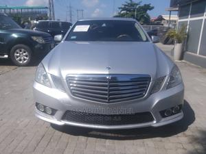 Mercedes-Benz E350 2011 Silver | Cars for sale in Lagos State, Magodo