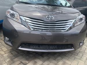 Toyota Sienna 2017 Gray | Cars for sale in Lagos State, Ikeja