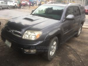 Toyota 4-Runner 2004 Gray | Cars for sale in Lagos State, Surulere