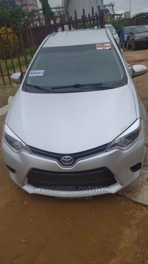 Toyota Corolla 2015 Silver   Cars for sale in Cross River State, Calabar