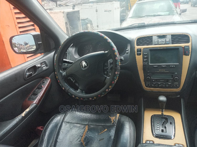 Archive: Acura MDX 2003 3.5L 4x4 Black