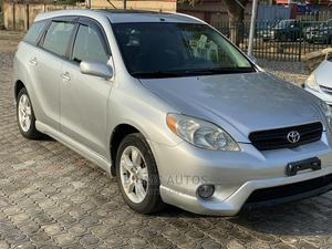 Toyota Matrix 2006 Silver | Cars for sale in Abuja (FCT) State, Mabushi