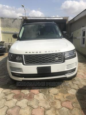 Land Rover Range Rover Sport 2015 White | Cars for sale in Lagos State, Ikeja