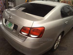 Lexus GS 2008 White   Cars for sale in Lagos State, Abule Egba
