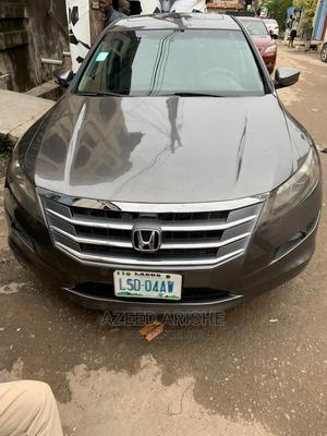 Honda Accord CrossTour 2010 EX-L Gray | Cars for sale in Lagos State, Surulere