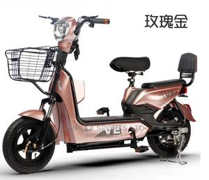 It Is Electric Bike. With Heavy Batteries Back Up | Sports Equipment for sale in Lagos State, Ikeja