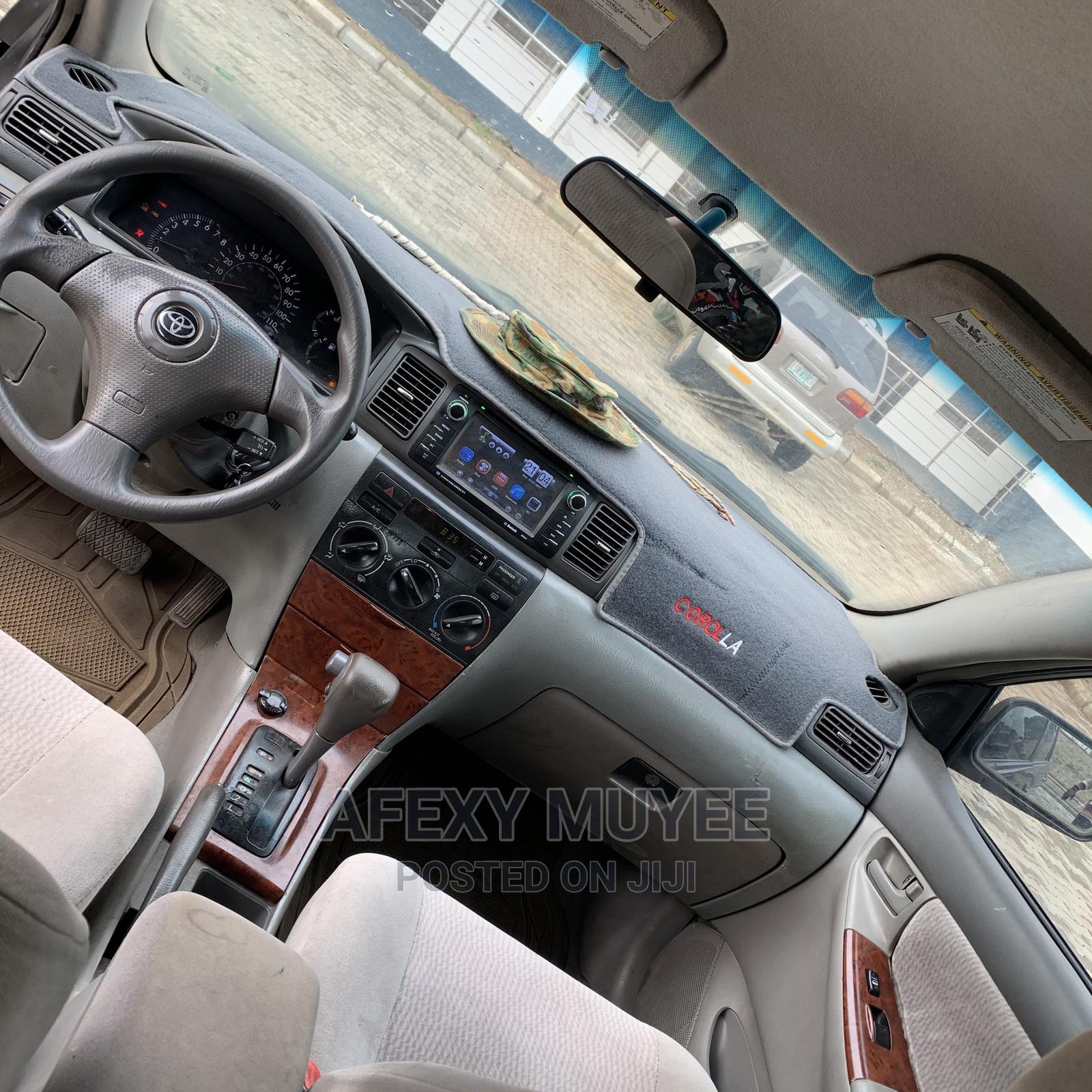 Archive: Toyota Corolla 2006 LE Gray
