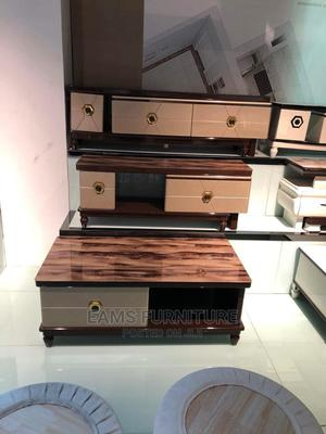 Tv Stand With Center Table | Furniture for sale in Lagos State, Alimosho