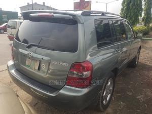 Toyota Highlander 2005 Limited V6 Green | Cars for sale in Lagos State, Surulere