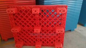 Medium Duty Nestable Euro Plastic Pallet | Store Equipment for sale in Lagos State, Ikeja