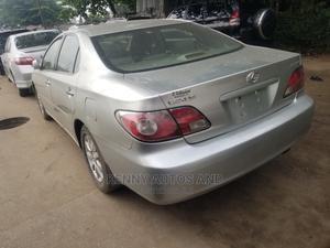 Lexus ES 2004 330 Sedan Silver   Cars for sale in Lagos State, Surulere