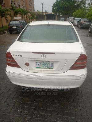 Mercedes-Benz C240 2005 White   Cars for sale in Lagos State, Ikeja