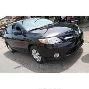 Toyota Corolla 2010 Black | Cars for sale in Lagos State, Surulere