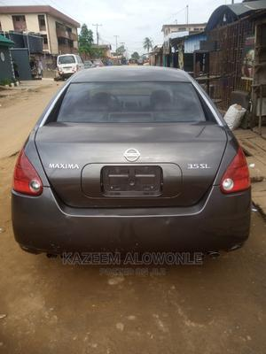 Nissan Maxima 2005 SL Gray   Cars for sale in Lagos State, Ikeja