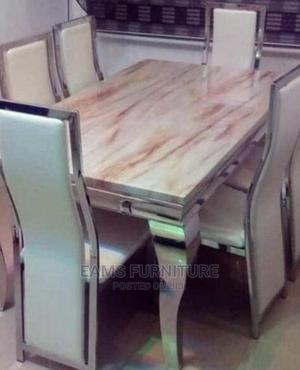 Marble Dinning Table   Furniture for sale in Lagos State, Oshodi