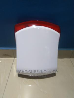 Siren and Strobe Light Red Colour | Safetywear & Equipment for sale in Lagos State, Ikoyi