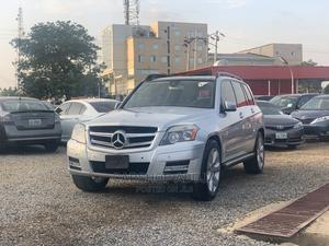 Mercedes-Benz GLK-Class 2010 350 Silver | Cars for sale in Abuja (FCT) State, Wuse 2