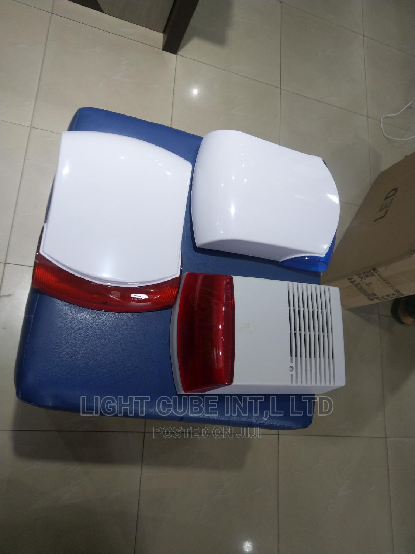 12 Volt Siren and Strobe Light Outdoor   Safetywear & Equipment for sale in Ikoyi, Lagos State, Nigeria