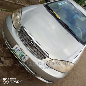 Toyota Corolla 2003 Silver | Cars for sale in Lagos State, Ifako-Ijaiye