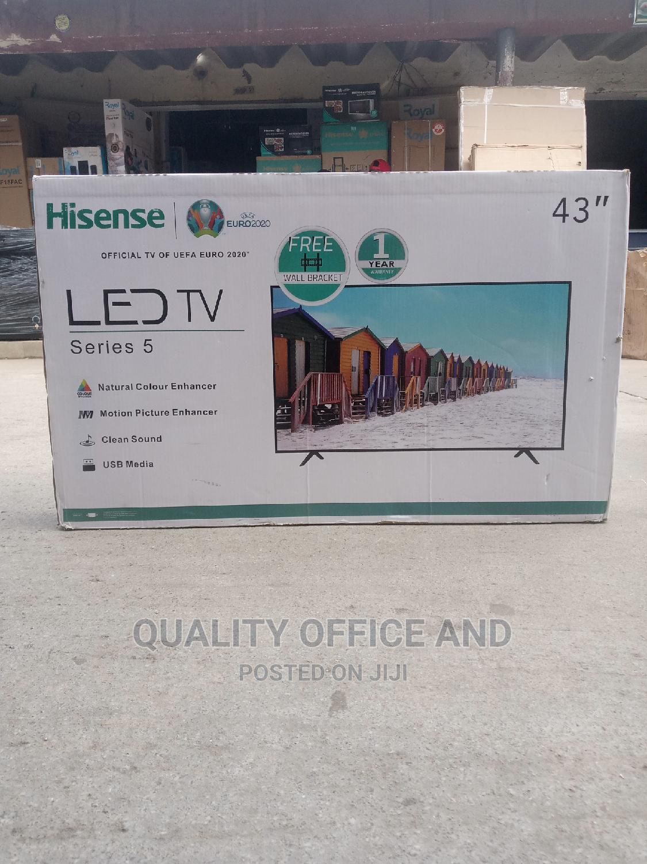 "Archive: Hisense 43"" Television"