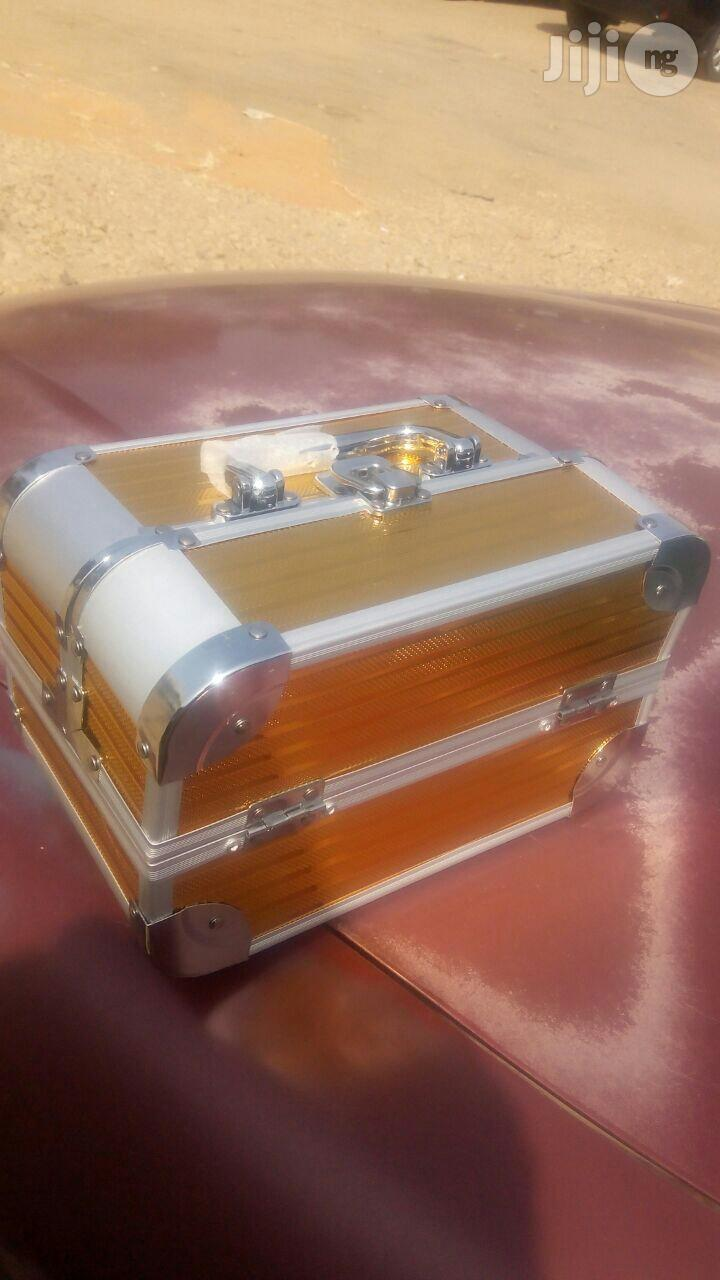 Makeup Box | Tools & Accessories for sale in Jos, Plateau State, Nigeria