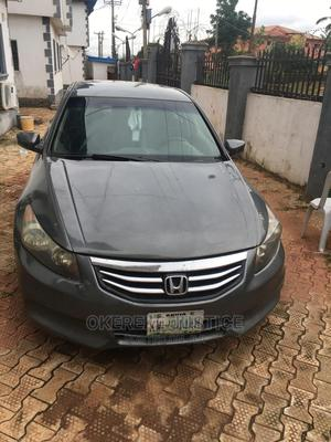 Honda Accord 2008 2.4 EX Automatic Gray | Cars for sale in Edo State, Benin City