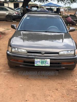 Honda Accord 2000 Coupe Brown   Cars for sale in Oyo State, Ibadan