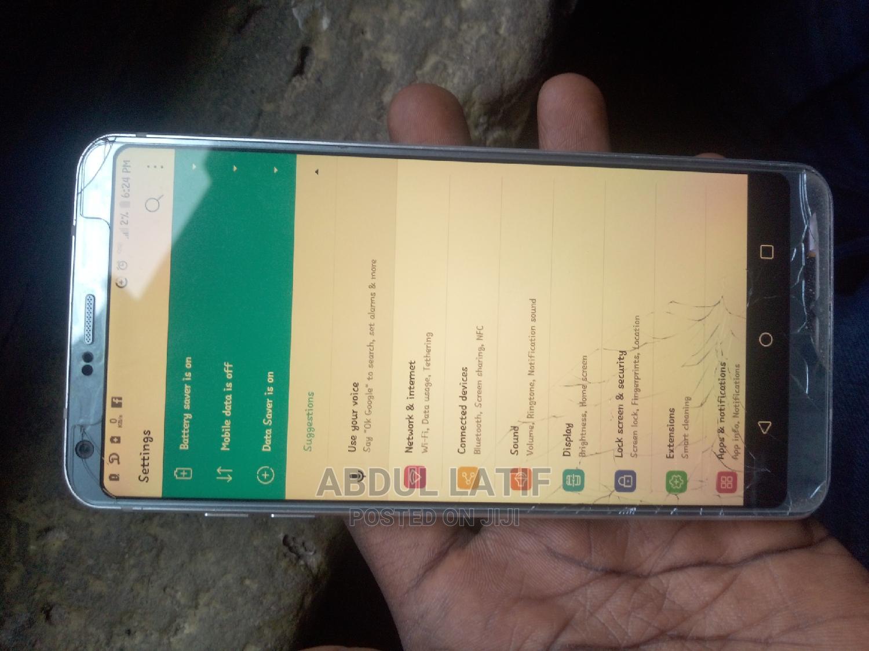 LG G6 32 GB Silver   Mobile Phones for sale in Lagos Island (Eko), Lagos State, Nigeria