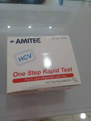 Hepatitis C Virus Rapid Test Kit   Medical Supplies & Equipment for sale in Abuja (FCT) State, Gwarinpa