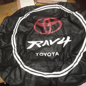 Rav4 and CR-V Back Tyre Cover | Vehicle Parts & Accessories for sale in Lagos State, Ojo