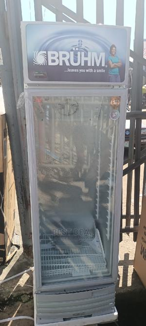 Bruhm Standing Showcase Chiller Fridge(4 Steps,329 Liters) | Kitchen Appliances for sale in Lagos State, Ojo