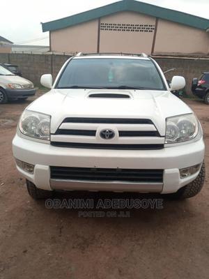 Toyota 4-Runner 2005 White | Cars for sale in Lagos State, Alimosho
