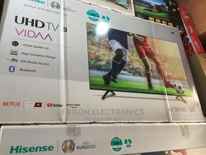 Hisense 55inches Smart Tv   TV & DVD Equipment for sale in Lagos State, Surulere
