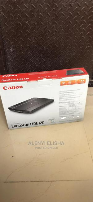 Canon Scanner (Scan Lide120)   Printers & Scanners for sale in Abuja (FCT) State, Kubwa