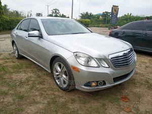 Mercedes-Benz E350 2011 Silver | Cars for sale in Akwa Ibom State, Uyo