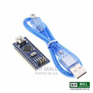 Arduino Nano R3 W/ Data Cable | Accessories & Supplies for Electronics for sale in Imo State, Owerri