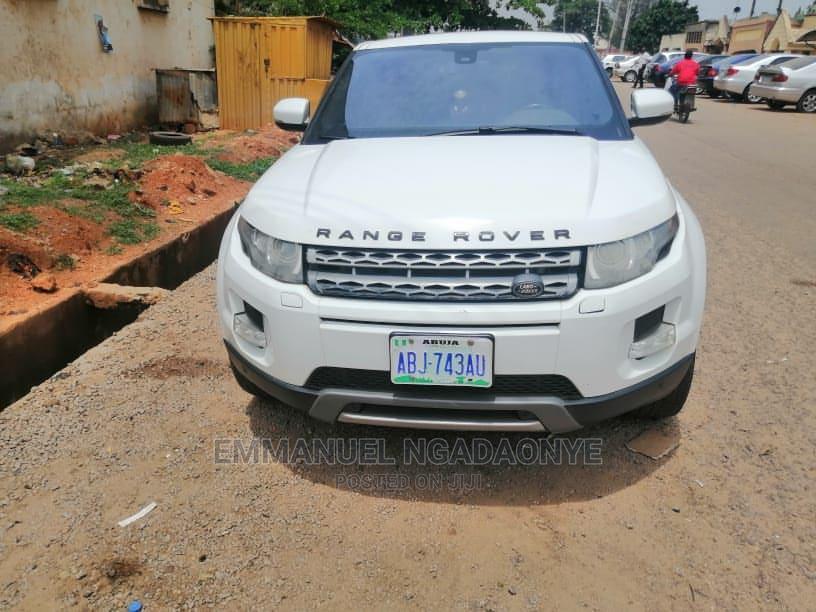 Land Rover Range Rover 2010 White