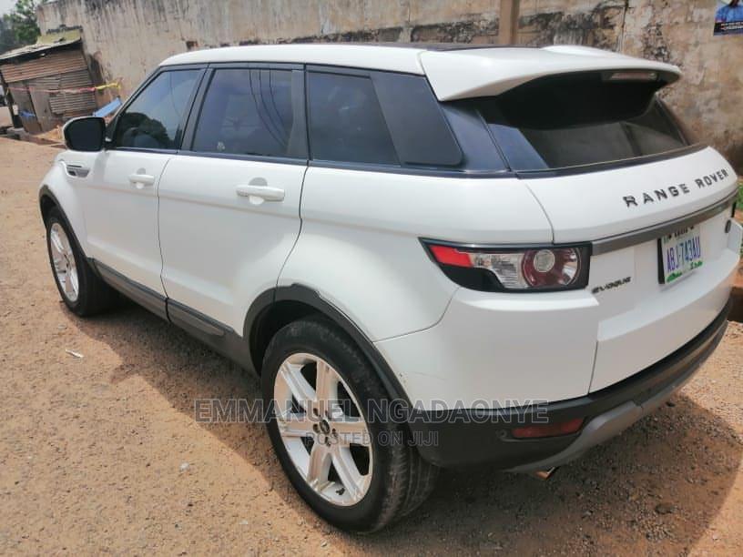 Land Rover Range Rover 2010 White | Cars for sale in Kaduna / Kaduna State, Kaduna State, Nigeria