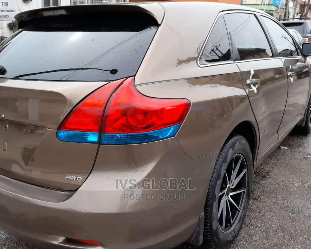 Toyota Venza 2010 Brown | Cars for sale in Yaba, Lagos State, Nigeria
