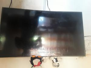 Samsung 49inches Curve Smart Tv Series 7 | TV & DVD Equipment for sale in Lagos State, Ifako-Ijaiye