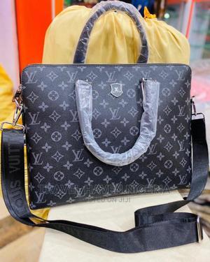 The Louis Vuitton Luxury Handbag/Laptop Bag | Bags for sale in Lagos State, Lekki
