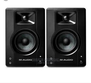 Original M-Audio Bx5 Speakers   Audio & Music Equipment for sale in Lagos State, Apapa