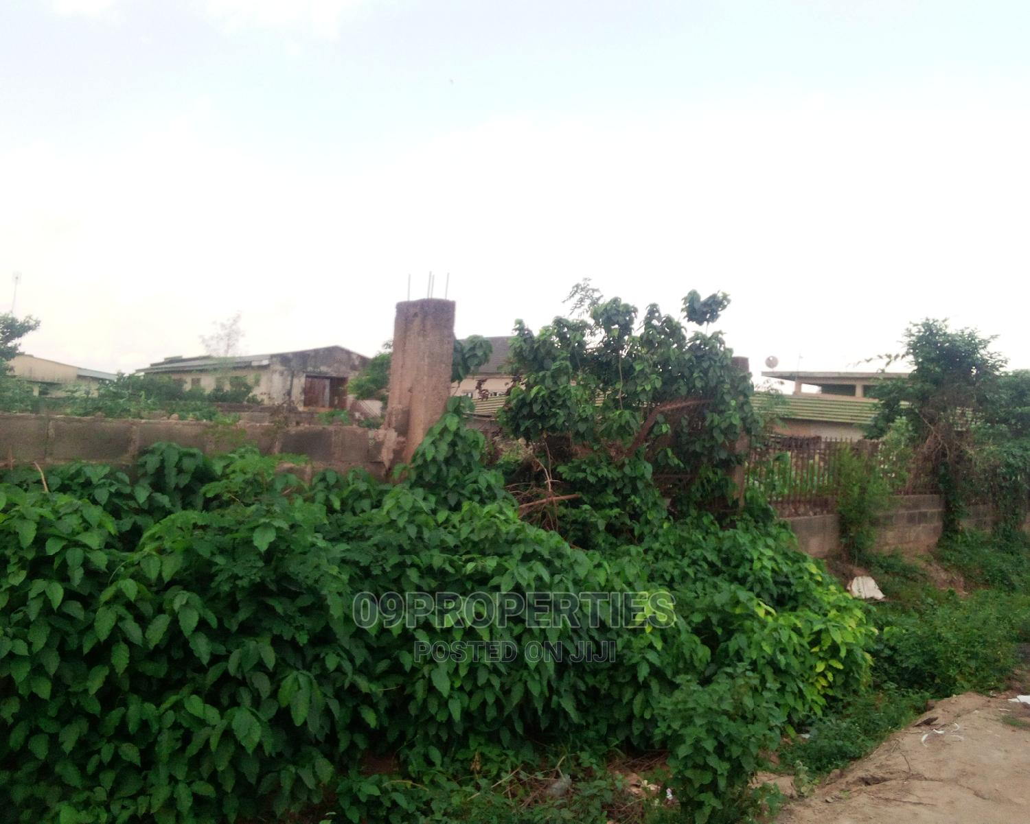 Archive: 1110sqm of Residential Land at Bashorun