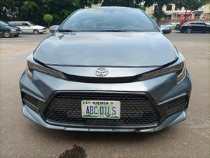 Toyota Corolla 2019 LE Eco (1.8L 4cyl 2A) Blue | Cars for sale in Abuja (FCT) State, Garki 2