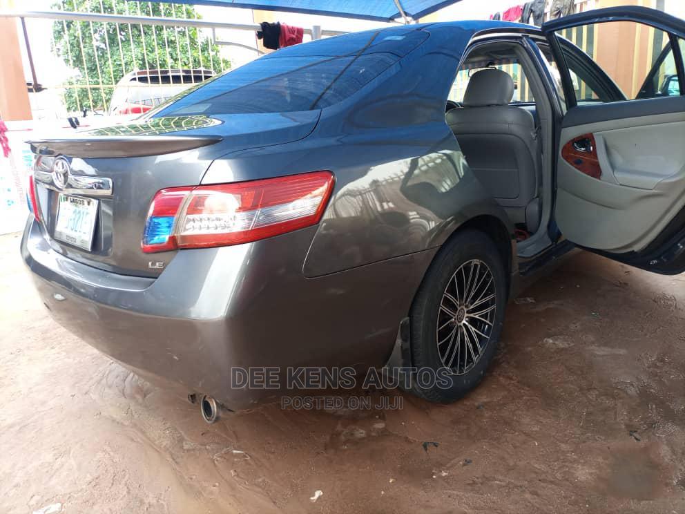 Toyota Camry 2008 Gray | Cars for sale in Benin City, Edo State, Nigeria