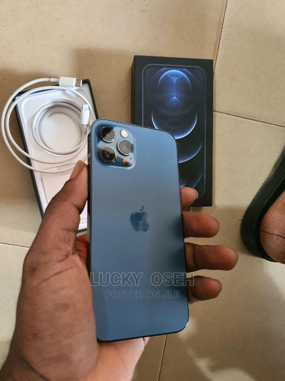Archive: Apple iPhone 12 Pro 128GB Blue