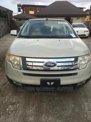 Ford Edge 2007 White   Cars for sale in Lagos State, Abule Egba
