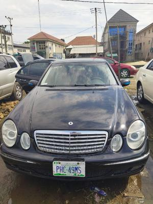 Mercedes-Benz E320 2006 Black | Cars for sale in Rivers State, Port-Harcourt