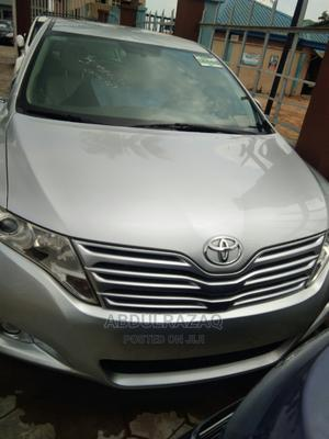 Toyota Venza 2012 AWD Silver | Cars for sale in Lagos State, Ojo